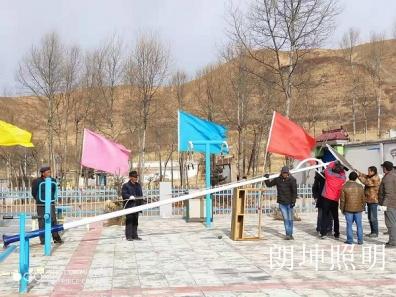 青海农村太阳能路灯安装工程