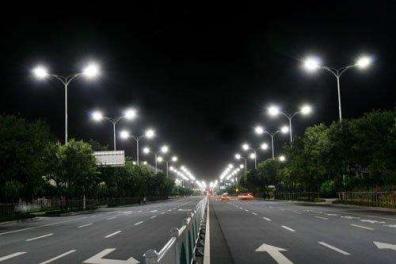LED路灯成为道路照明节能代表