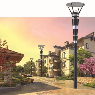 庭院灯厂家的布灯方法