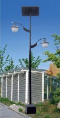 哪些太阳能路灯才算作智能化路灯