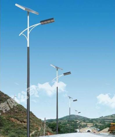 太阳能路灯的安裝间隔如何合理规范