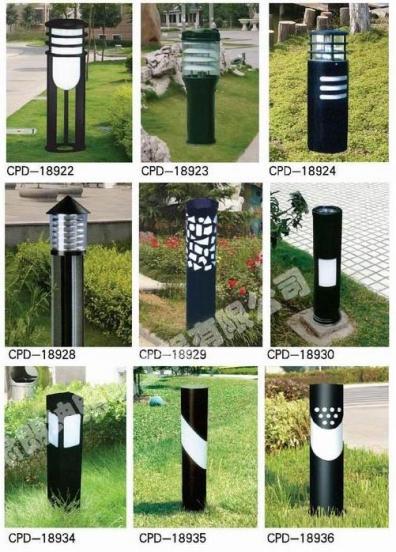 草坪灯规格