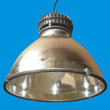 厂区灯安装