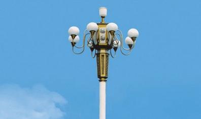 中华庭院灯