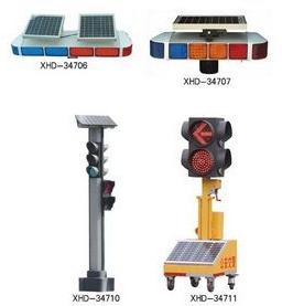 朗坤-太阳能交通信号灯 XHD-34706