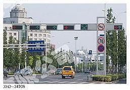 XHD-34701 兰州交通信号灯