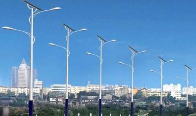 宁夏太阳能路灯