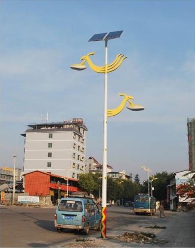 兰州藏式太阳能路灯